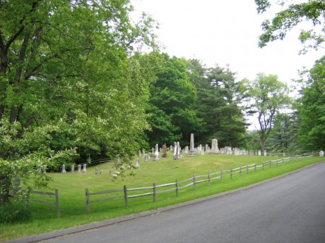 Stony Brook Road Cemetery, Great Barrington, Massachusetts