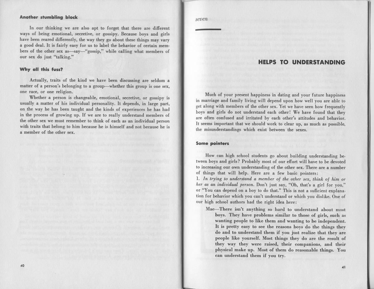 Understanding the Other Sex, page 22